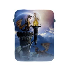 Dragon Land 2 Apple Ipad 2/3/4 Protective Soft Case by gatterwe