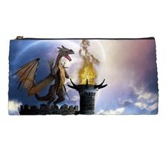 Dragon Land 2 Pencil Case by gatterwe