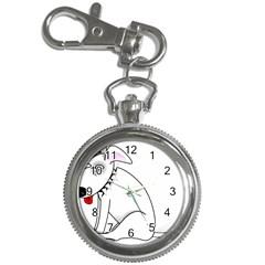 Pitbull Key Chain & Watch by cutepetshop