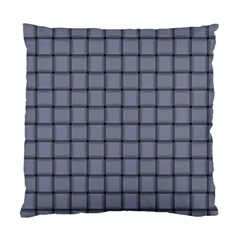 Cool Gray Weave Cushion Case (two Sides) by BestCustomGiftsForYou