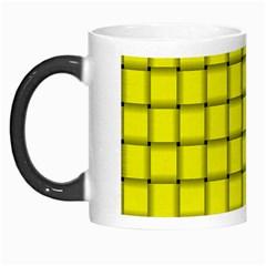 Yellow Weave Morph Mug by BestCustomGiftsForYou