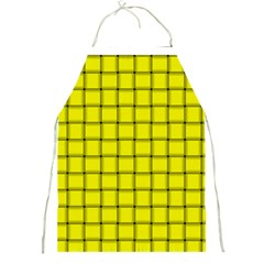 Yellow Weave Apron by BestCustomGiftsForYou