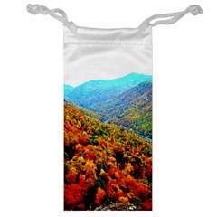 Through The Mountains Jewelry Bag by Majesticmountain