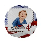 kids - Standard 15  Premium Round Cushion