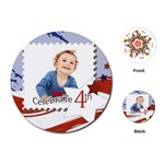 kids - Playing Cards (Round)