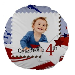 Kids By Anita   Large 18  Premium Round Cushion    O3jh1ncfk38g   Www Artscow Com Back
