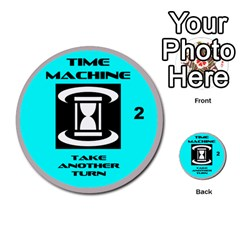 Equipment By Bryan Corbett   Multi Purpose Cards (round)   T284ea669te0   Www Artscow Com Front 5