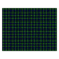 Lamont Tartan Jigsaw Puzzle (rectangle) by BestCustomGiftsForYou
