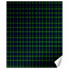 Lamont Tartan Canvas 8  X 10  (unframed) by BestCustomGiftsForYou