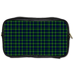 Lamont Tartan Travel Toiletry Bag (one Side) by BestCustomGiftsForYou
