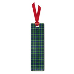 Lamont Tartan Small Bookmark by BestCustomGiftsForYou