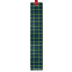 Lamont Tartan Large Bookmark by BestCustomGiftsForYou