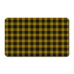 Macleod Tartan Magnet (rectangular) by BestCustomGiftsForYou