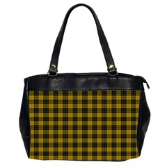 Macleod Tartan Oversize Office Handbag (two Sides) by BestCustomGiftsForYou