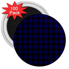 Homes Tartan 3  Button Magnet (100 Pack) by BestCustomGiftsForYou