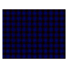 Homes Tartan Jigsaw Puzzle (rectangle) by BestCustomGiftsForYou