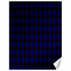 Homes Tartan Canvas 12  X 16  (unframed) by BestCustomGiftsForYou