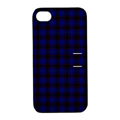 Homes Tartan Apple Iphone 4/4s Hardshell Case With Stand by BestCustomGiftsForYou