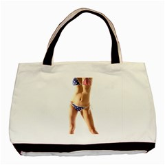Usa Girl Classic Tote Bag by hlehnerer