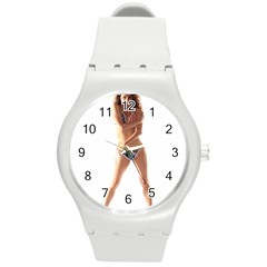 Usa Girl Plastic Sport Watch (medium) by hlehnerer