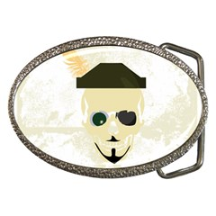 Pirate Party Belt Buckle by awesomesauceshop