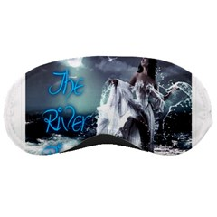 As The River Rises  Sleeping Mask