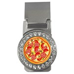 pizza - Money Clip (CZ)