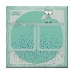 Baby Boy Face towel