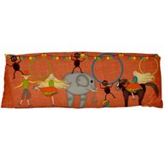 Circus Body Pillow Case Dakimakura By Zornitza   Body Pillow Case Dakimakura (two Sides)   W6juhvtfy3zx   Www Artscow Com Front