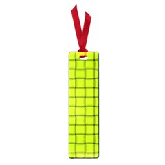 Fluorescent Yellow Weave Small Bookmark by BestCustomGiftsForYou