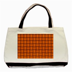 Orange Weave Classic Tote Bag by BestCustomGiftsForYou