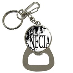 Logo Bottle Opener Key Chain