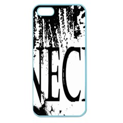 Logo Apple Seamless Iphone 5 Case (color) by RIOTTSHIRTS