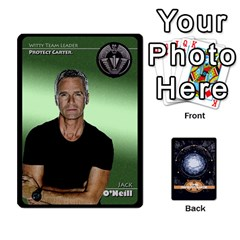 Stargate Resistance By Ajax   Playing Cards 54 Designs   Hwqhvctv54xd   Www Artscow Com Front - Spade7