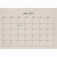 Coffee Country Wall Calendar (any Year) 2020 8 5x6 By Deborah Jul 2020