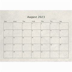Coffee Country Wall Calendar (any Year) 2020 8 5x6 By Deborah Aug 2020