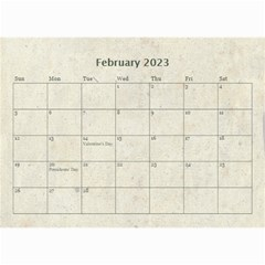 Coffee Country Wall Calendar (any Year) 2020 8 5x6 By Deborah Feb 2020