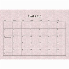 Coffee Country Wall Calendar (any Year) 2020 8 5x6 By Deborah Apr 2020
