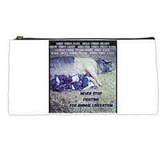 Animal Liberation Pencil Case by liberation4animals