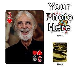 Freds Cards 2 By Frederico   Playing Cards 54 Designs   E0tr4t0nbtsn   Www Artscow Com Front - Heart3