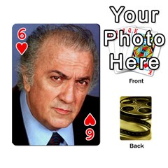 Freds Cards 2 By Frederico   Playing Cards 54 Designs   E0tr4t0nbtsn   Www Artscow Com Front - Heart6