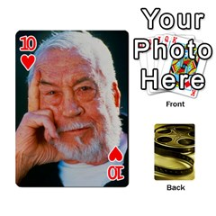 Freds Cards 2 By Frederico   Playing Cards 54 Designs   E0tr4t0nbtsn   Www Artscow Com Front - Heart10