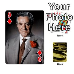 Freds Cards 2 By Frederico   Playing Cards 54 Designs   E0tr4t0nbtsn   Www Artscow Com Front - Diamond9