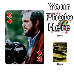 King Freds Cards 2 By Frederico   Playing Cards 54 Designs   E0tr4t0nbtsn   Www Artscow Com Front - DiamondK