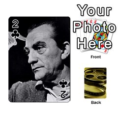 Freds Cards 2 By Frederico   Playing Cards 54 Designs   E0tr4t0nbtsn   Www Artscow Com Front - Club2
