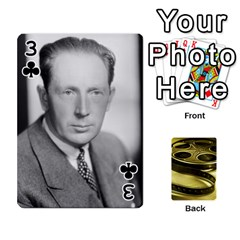 Freds Cards 2 By Frederico   Playing Cards 54 Designs   E0tr4t0nbtsn   Www Artscow Com Front - Club3