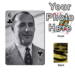 Freds Cards 2 By Frederico   Playing Cards 54 Designs   E0tr4t0nbtsn   Www Artscow Com Front - Club6