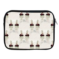 Female Eye Apple iPad 2/3/4 Zipper Case by EndlessVintage