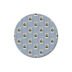 Mother Mary Magnet 3  (Round) by EndlessVintage