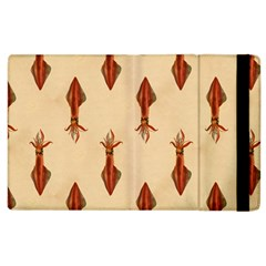 Octopus Apple iPad 3/4 Flip Case by EndlessVintage
